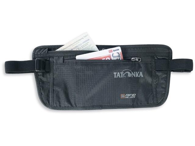 Tatonka Skin Rahavyö Int RFID B, black